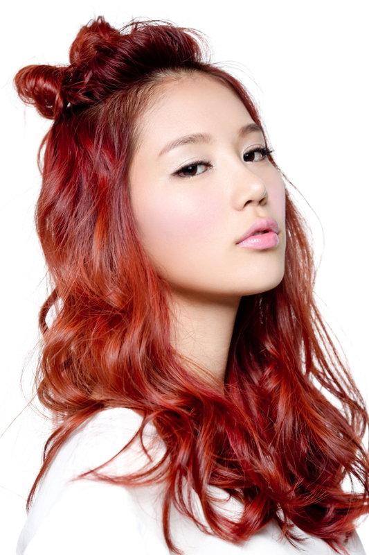 "Kim Yeohee (Apple Girl) >> single ""Half"" Kim-yeonhee-half-3"