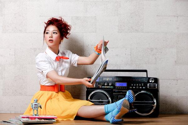 "Kim Yeohee (Apple Girl) >> single ""Half"" Kim-yeonhee-half-4"
