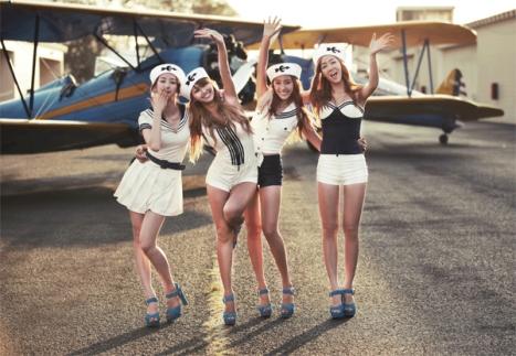 Sistar Loving U MV Pictures