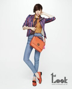 SNSD Tiffany – 1st Look Magazine 3
