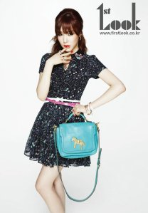 SNSD Tiffany – 1st Look Magazine 4