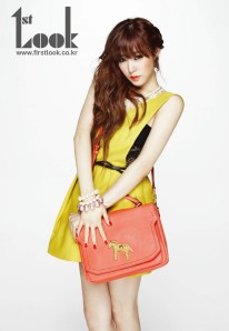 SNSD Tiffany – 1st Look Magazine 5