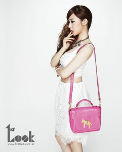 SNSD Tiffany – 1st Look Magazine 6