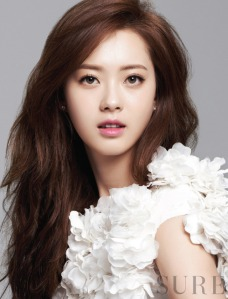 Go Ara Beautiful Pretty Sure Magazine March 2013 (2)