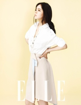 Han Ga In - Elle Magazine April Issue 2013 (3)