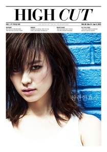 Han Hyo Joo - High Cut Magazine Vol. 98