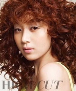 Han Ji Hye - High Cut Magazine Vol.97 (2)