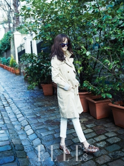 Jung Ryeo Won - Elle Magazine March Issue 2013 (4)