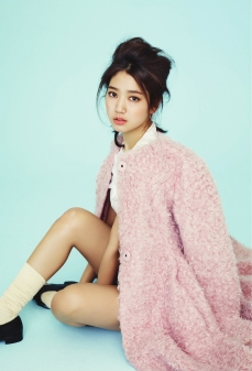 Park Shin Hye 1st Look Magazine February 2013 Cute (3)