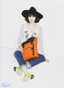 Sulli f(x) Oh Boy! Magazine March Issue 2013 (10)