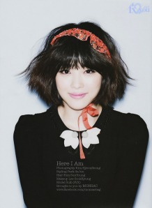 Sulli f(x) Oh Boy! Magazine March Issue 2013 (2)