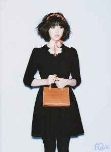 Sulli f(x) Oh Boy! Magazine March Issue 2013 (3)