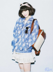 Sulli f(x) Oh Boy! Magazine March Issue 2013 (4)