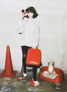Sulli f(x) Oh Boy! Magazine March Issue 2013 (6)