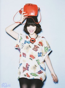 Sulli f(x) Oh Boy! Magazine March Issue 2013 (7)