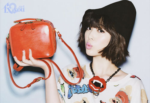 Sulli f(x) Oh Boy! Magazine March Issue 2013 (8)