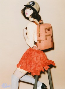 Sulli f(x) Oh Boy! Magazine March Issue 2013 (9)