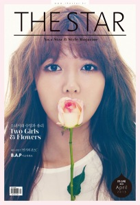 3Sooyoung SNSD Girls' Generation The Star Magazine April 2013 (2)