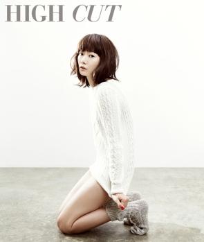 Bae Doo Na - High Cut Magazine Vol. 100 (2)