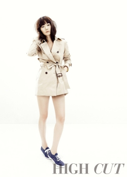 Bae Doo Na - High Cut Magazine Vol. 100 (3)