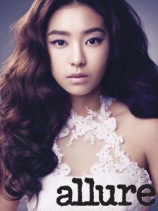Bora SISTAR Allure Magazine May 2013