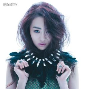 Dasom SISTAR Nylon Magazine April Issue 2013