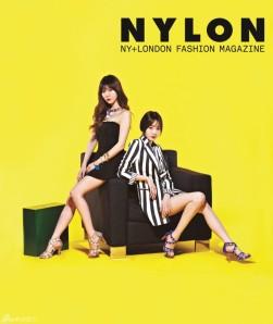Davichi - Nylon Magazine May Issue 2013 (2)