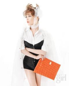 Ga In Brown Eyed Girls Vogue Girl Magazine March Issue 2013 (5)