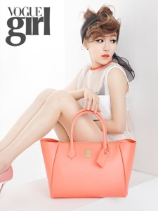 Ga In Brown Eyed Girls Vogue Girl Magazine March Issue 2013 (7)