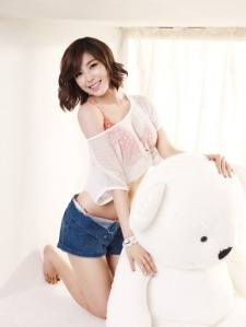 Hyosung SECRET Korean KPOP Yes Underwear Lingerie Spring Collection 2013 (4)