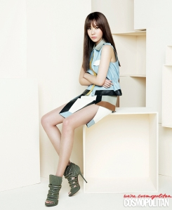 Kim Ah Joong Cosmopolitan Magazine April 2013 (4)