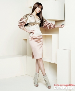 Kim Ah Joong Cosmopolitan Magazine April 2013 (9)