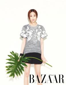 Kim Hyo Jin - Harper's Bazaar Magazine April Issue 2013 (2)