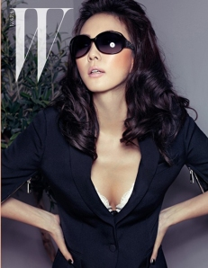 Kim Nam Joo - W Magazine April Issue 2013