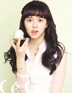 Kim So Hyun CeCi Campus Magazine April 2013 (2)