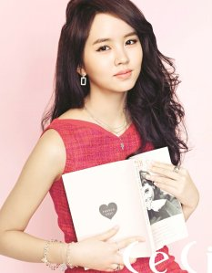 Kim So Hyun CeCi Campus Magazine April 2013 (4)