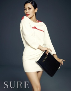 Kim So Yeon - Sure Magazine April Issue 2013 (3)