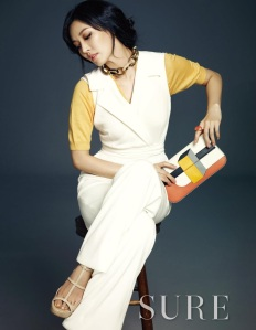 Kim So Yeon - Sure Magazine April Issue 2013 (5)