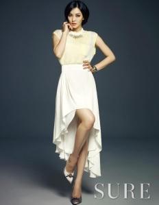 Kim So Yeon - Sure Magazine April Issue 2013 (7)