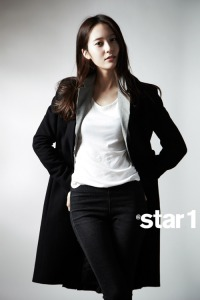 Krystal Jung and Sulli f(x) @Star1 Magazine April 2013 (4)