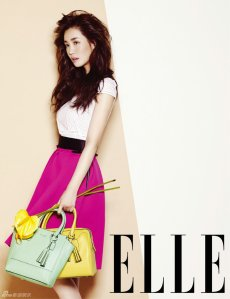 Lee Da Hae - Elle Magazine April Issue 2013 (2)