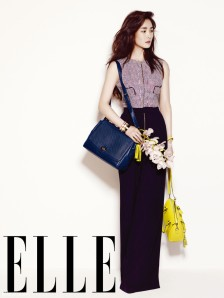 Lee Da Hae - Elle Magazine April Issue 2013 (4)