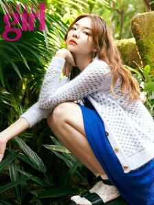 Lee Som Vogue Girl April 2013 (4)
