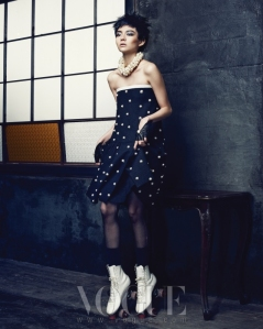 Lee Som - Vogue Magazine March Issue 2013 (3)