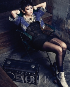 Lee Som - Vogue Magazine March Issue 2013 (5)