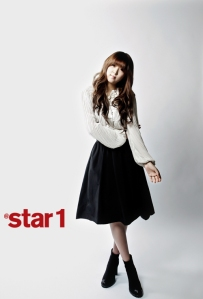 Sohyun 4minute @Star1 Magazine (3)