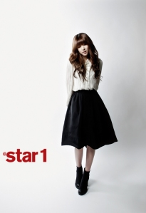 Sohyun 4minute @Star1 Magazine (4)