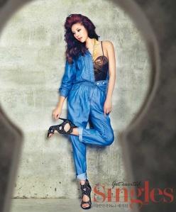 Son Dambi Singles Magazine April 2013