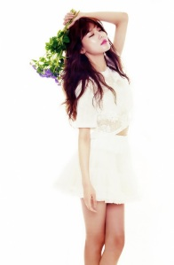 Sooyoung SNSD Girls' Generation The Star Magazine April 2013 (3)