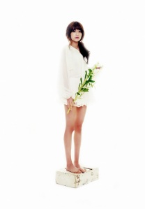 Sooyoung SNSD Girls' Generation The Star Magazine April 2013 (4)